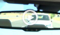 Cómo colocar correctamente los espejos retrovisores - Autobild.es