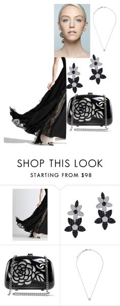 """Untitled #77"" by yasm-ina ❤ liked on Polyvore featuring Lafonn, Chanel and PENNY LEVI"