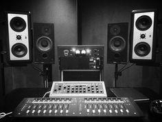 Studio Build, Home Studio, Studio Furniture, Recording Studio, Desks, Consoles, Layouts, House Studio, Mesas