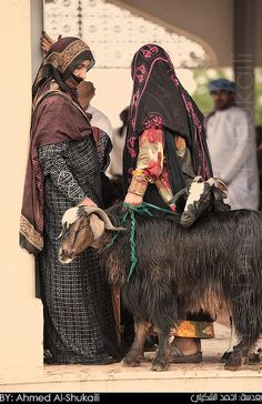 Nabattur - The goats market - Oman | Flickr - Photo Sharing!