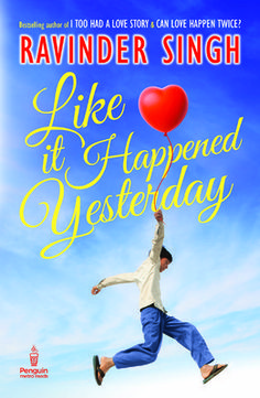 Everyone has a story by savi sharma pinterest book review book like it happened yesterday by ravinder singh find this pin and more on best books fandeluxe Images