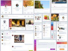 Cool social media widgets