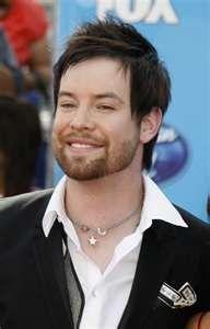 David Cook - American Idol Season 7 Winner - 2008