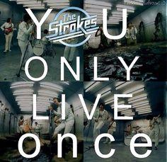 the strokes lyrics