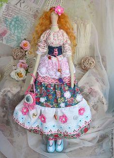 Купить Ангел Тильда Romantic Collection Кантри - тильда, ангел тильда, фея…