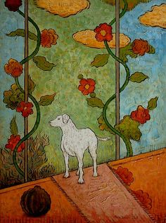 Artist Mark Briscoe, original impressionist landscapes, expressionist paintings..,,photo partitions.jpg
