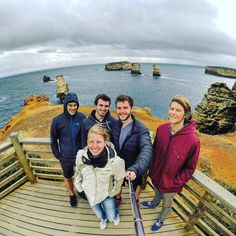 About a year ago #Australia #GreatOceanRoad #BlendingInWithTheGermans #tbt by mausegov92