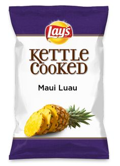 Wouldn't Maui Luau be yummy as a chip? Lay's Do Us A Flavor is back, and the search is on for the yummiest flavor idea. Create a flavor, choose a chip and you could win $1 million! https://www.dousaflavor.com See Rules.