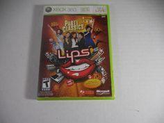 Lips: Party Classics Microsoft Xbox 360 Preowned