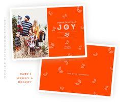 Merry & Bright 5x7 WHCC Card 1