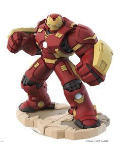 Disney Infinity 3.0 Editon: MARVEL's Hulkbuster Figure Brand NEW #DisneyInfinity