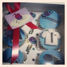 cupcake piloto aviacion