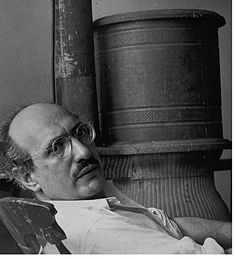 INTRODUCTION to nga.gov on MARK ROTHKO       Mark Rothko in his West 53rd Street studio, c. 1953, photograph by Henry Elkan, courtesy Archives of American Art, Smithsonian Institution, Rudi Blesh Papers