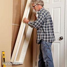 Built-In Shelves - Summary: The Family Handyman