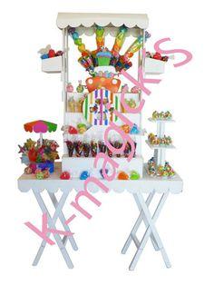 decoracion de fiestas infantiles de corazon - Buscar con Google