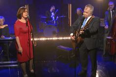 See John Prine and Iris DeMent Revisit their Classic Duet on 'Seth Meyers'