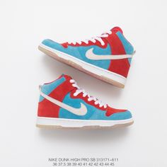 pretty nice a340f 8cfc7 171 661 Dunk Sb Bleeding Gums Nike Dunk High Premium Sb