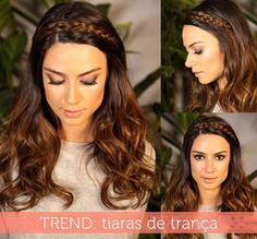 Laiala Margonar | Tiara de Tranças http://www.laialamargonar.com/tiara-de-trancas/