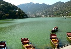 Tririshi Lake : Nainital Tourist Places to Visit