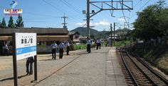 Conheça uma estação de trem no Japão que funciona apenas 2 dias no ano!