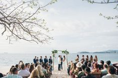 Californian couple Cheyenne Rubio and Jacob Ludvik married at Playa Conchal, Guanacaste, Costa Rica with the help of wedding planners Meghan Cox and Mil Besos. Click the link to view the full wedding album! Stella York, Beach Club, Costa Rica, Boho Chic, Wedding Abroad, Wedding Album, Chic Wedding, Destination Wedding, Dolores Park
