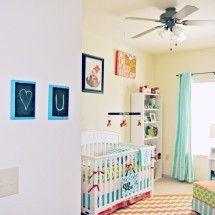 Bright and Cheerful Nursery