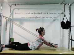 Qualidade de vida é o que temos para hoje: aula de Pilates