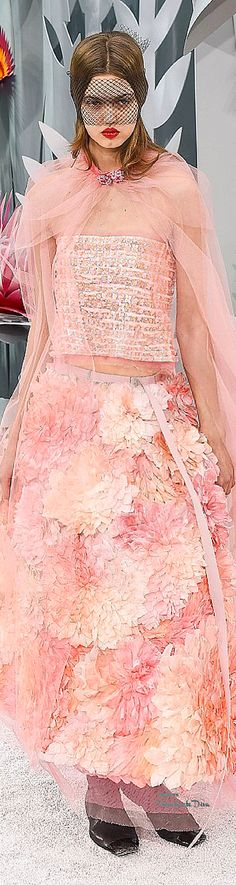 Chanel Spring 2015 Couture ♔THD♔