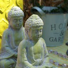 Dekoration, Buddha, Park & Garden
