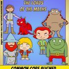 Color by Code – The Lords of The Maths – CCSS – 1.0A.6 / 2.OA.2 / 2.OA.3      With these worksheets your students will enjoy maths at the same time th...