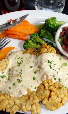 The Best Chicken Fried Steak Recipe