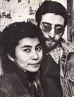 Yoko and John