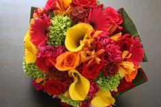 Summer Wedding Bouquets | Summer Wedding Flowers | CherryMarry