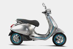 イタリアのバイク・メーカー ピアッジオが、電動スクーター「Vespa Elettrica」開発プロジェクトを進めています。電動スクーターはホンダ、ヤマハ、スズキと言ったメジャーから無名のベンチャーまで、すでにいろいろなメーカーが開発・発売しています。そこに数々の映画で使用された著名スクーターのベスパが参入す