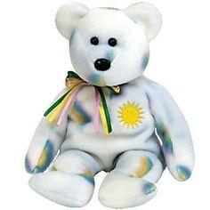 aa78523b3a4 Ty Beanie Babies - Cheery the Bear by Ty Rare Beanie Babies