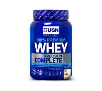 USN Whey Protein Premium Muscle Development and Recovery Shake Powder - Vanilla, 900 g by USN Whey Protein Concentrate, 100 Whey Protein, Pure Protein, Protein Shakes, Testo Booster, Nutrition Sportive, Boost Testosterone, Whey Isolate, Muscle Recovery
