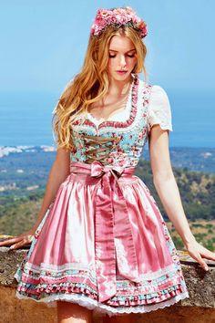 Oktoberfest Outfit Dirndl Dress Lederhosen German Fashion Traditional Dresses Color Me Beautiful Models Skirts Outfits Clothes