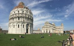 Pisa: what a cool little city