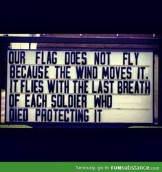 Gives me chills. I am so thankful for every soldier who ever has and who ever will serve.
