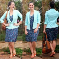 blog v@ LOOKS   por leila diniz: Terceiro casaqueto da semana agora no tom AZUL BEB...