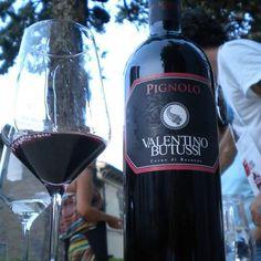#vino #friuli #pignolo #redwine #degustazione #winetasting #winelovers Colli Orientali del Friuli Doc Pignolo '11. Valentino Butussi. Degustazione vini friulani:...
