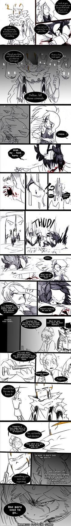 Anamnesis Part 4 - 55-60 (FINAL) by GolzyBlazey on DeviantArt