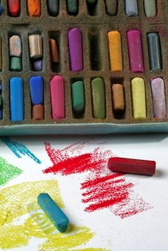 Art Lessons in Pastels