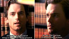 neal caffrey, Oh i so love him, White collar, s01