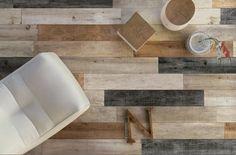 Tile - NOON Collection 15x60, 20x120 / by MIRAGE  #tile #tiles #Sangahtile #design #livingroom #interior #floor #wood #natural #woodtile #book #interiordesign #타일 #상아타일 #내추럴 #우드타일 #인테리어 #거실타일 #소파 #나무 #우드