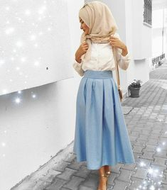 ZAFUL offers a wide selection of trendy fashion style women's clothing. Niqab Fashion, Modest Fashion Hijab, Hijab Chic, Fashion Outfits, Abaya Designs, Burqa Designs, Islamic Fashion, Muslim Fashion, Hijab Outfit