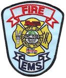 Colonial Heights Fire & EMS, Colonial Heights, VA #patches #virginia #ems #emt #colonialheights #setcom #rescue #fire http://setcomcorp.com/integrated-seat-communications.html