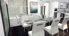 Modern Dining at AymiasSims • Sims 4 Updates