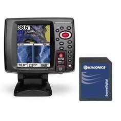 Humminbird 698ci HD SI KVD NAV Combo - Side Imaging TM Transducer - KVD Edition