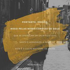 Romanos 12:1
